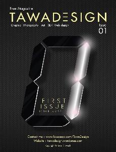 Tawadesign  magazine Issue1